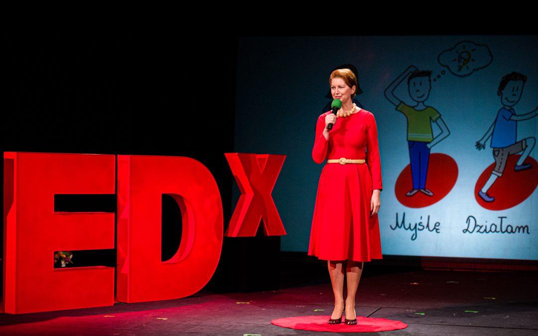Jak zostać mówcą TED
